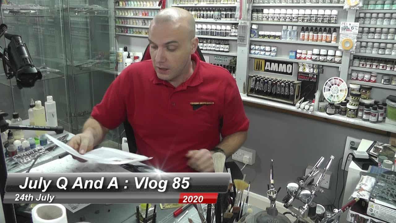 Genessis Models July 2020 Q & A (Vlog 85)