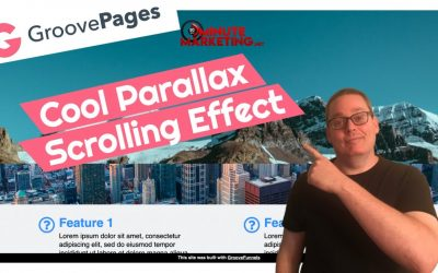 Do It Yourself – Tutorials – GroovePages Tutorial | How To Create A Cool Parallax Scrolling Effect For Your Website