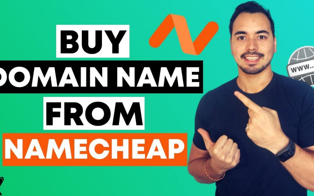 How To Buy A Domain Name From Namecheap 2020 [Quick Step-By-Step Tutorial]