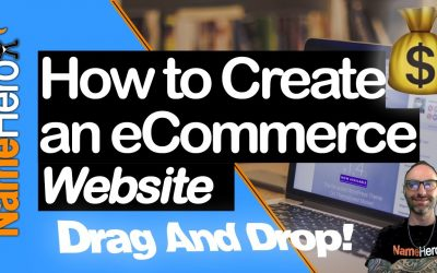 Do It Yourself – Tutorials – How To Easily Make An E-Commerce Website For Beginners – Drag And Drop To Create An Online Store