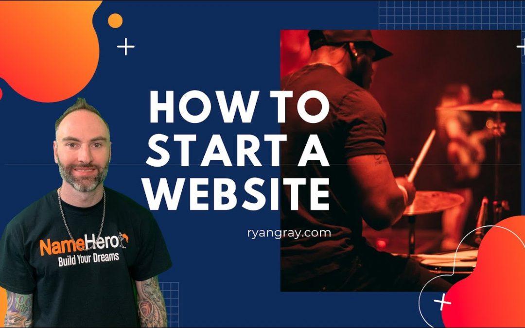 How To Start Your Own Website Step-by-Step In 2020 (Beginner Friendly)