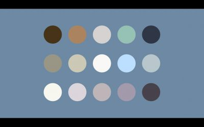 Do It Yourself – Tutorials – How to Create Quick Color Palettes in Adobe Illustrator