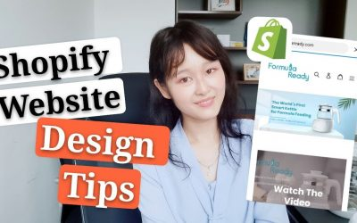 Do It Yourself – Tutorials – How to Designed your Shopify Website & Amazon Listing Photo Design – Entrepreneur Journey