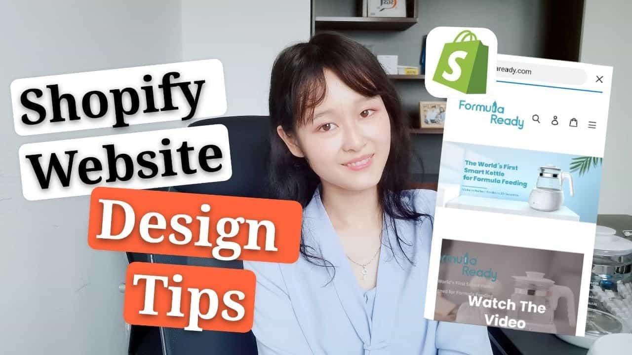How to Designed your Shopify Website & Amazon Listing Photo Design - Entrepreneur Journey