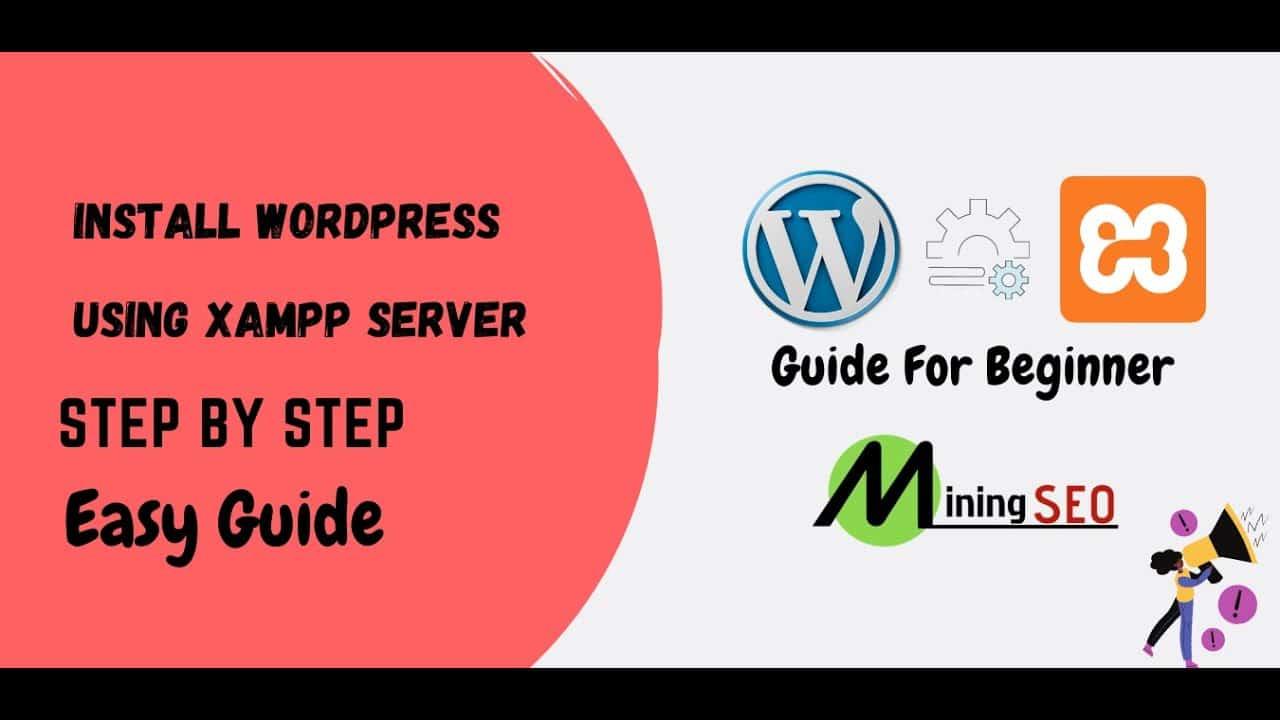 How to a Create WordPress Website Locally in Computer - Free WordPress Website Installation Tutorial