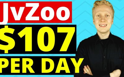Do It Yourself – Tutorials – JvZoo Affiliate Marketing Tutorial: EARN $107 PER DAY! (Make Money on JvZoo with 4 Steps!)