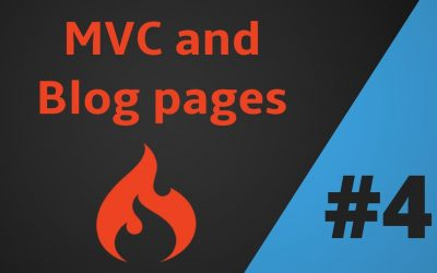 Do It Yourself – Tutorials – MVC and how to create your first blog with Codeigniter 4 | Tutorial Part 4