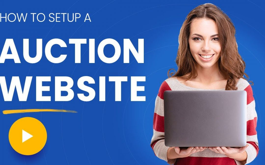 *NEW* Auction Websites with WordPress 2020
