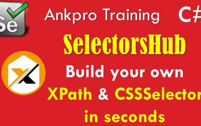 Do It Yourself – Tutorials – Selenium with C# 67 – SelectorsHub | Build your own XPath & CSSSelector in seconds | Installation