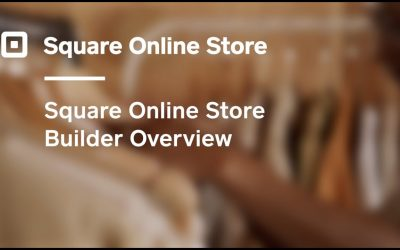 Do It Yourself – Tutorials – Square Online Store – Website Builder 101 for Retail