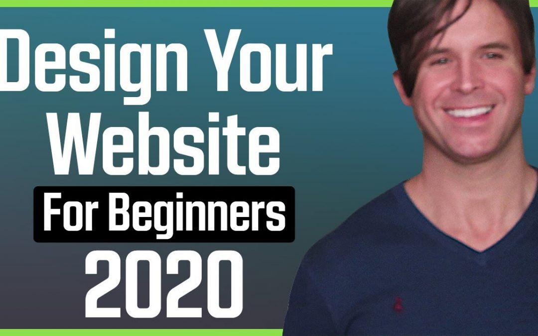 Web Design Tutorial For Beginners 2020