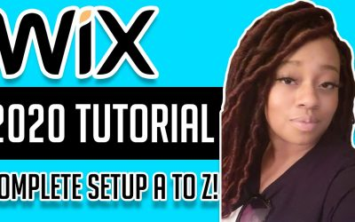 Do It Yourself – Tutorials – Wix Tutorial for Beginners 2020 Full Tutorial – Create A Professional Website
