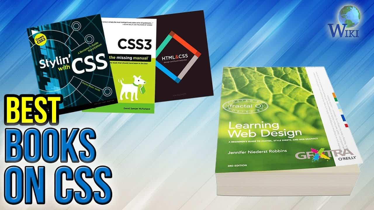 7 Best Books On CSS 2017
