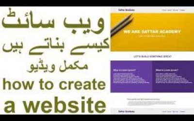 Do It Yourself – Tutorials – HOW TO MAKE YOUR OWN WEBSITE||HTML INTRODUCTION |CLASS#1|URDU AND HINDI  LANGUAGE TUTORIAL W3SCHOOL