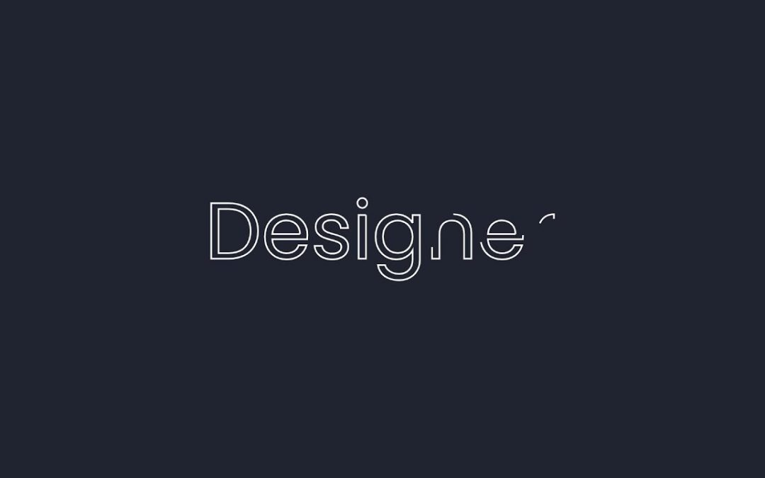 SVG Animation With Text Tutorial   HTML CSS