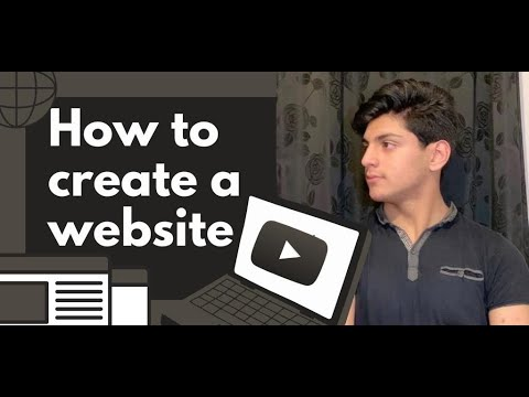 Do It Yourself – Tutorials – How to create a website  | Full Tutorial for Beginners | 2020