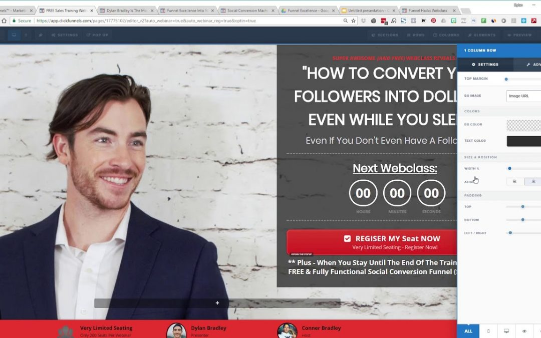 How To Use Custom CSS With Clickfunnels *Some of this may be outdated due to updates to clickfunnels