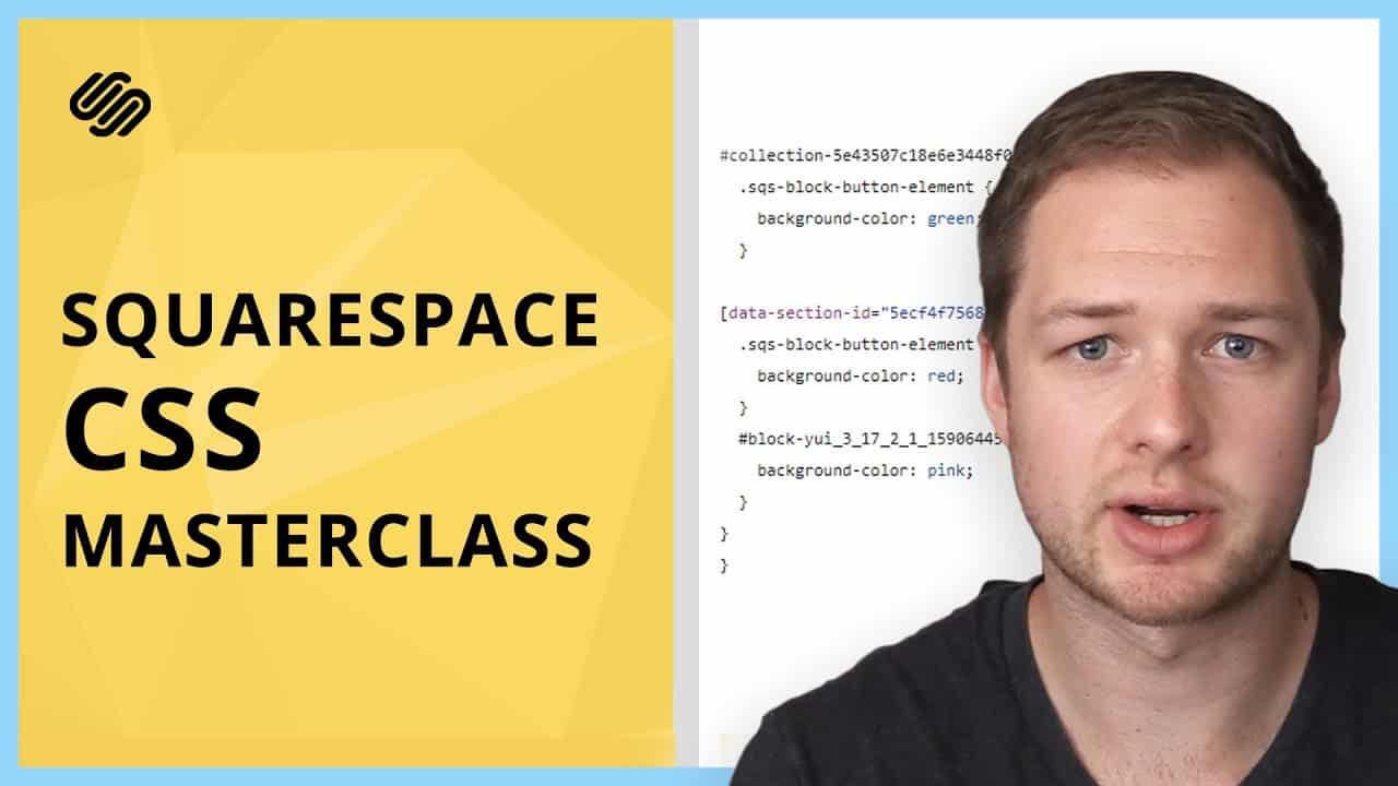 Squarespace CSS Masterclass: Using Scope to Target Specific Elements