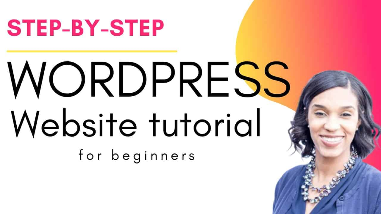 How to Make Your First WordPress Website in 2020 | Step-by-Step WordPress Tutorial for Beginners