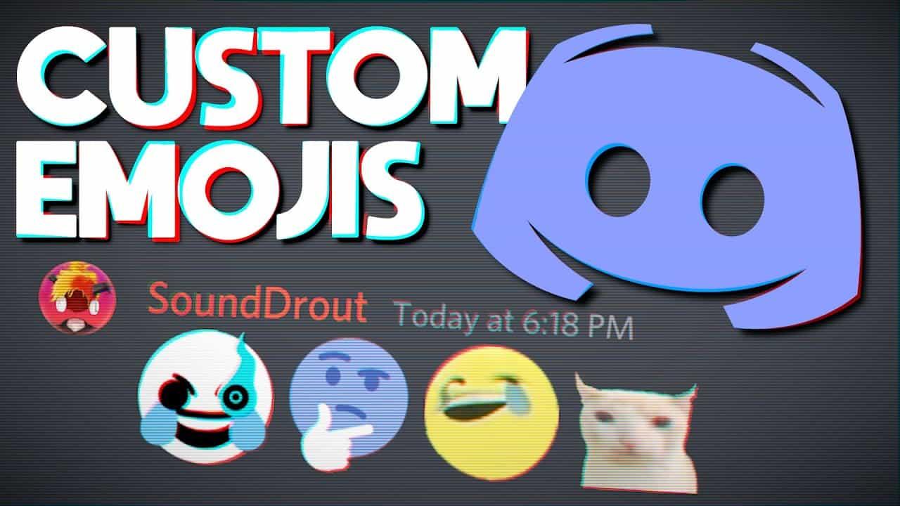 Create your OWN Custom Emojis in Discord! (TUTORIAL)
