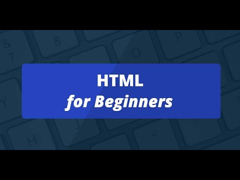 HTML tutorial for beginners - 3 | creating your own website and upload a image