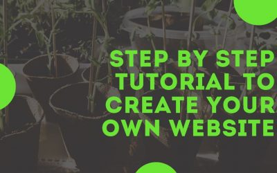 Do It Yourself – Tutorials – How to Create Website using HTML and CSS | Part1-Designing homepage with navigation bar
