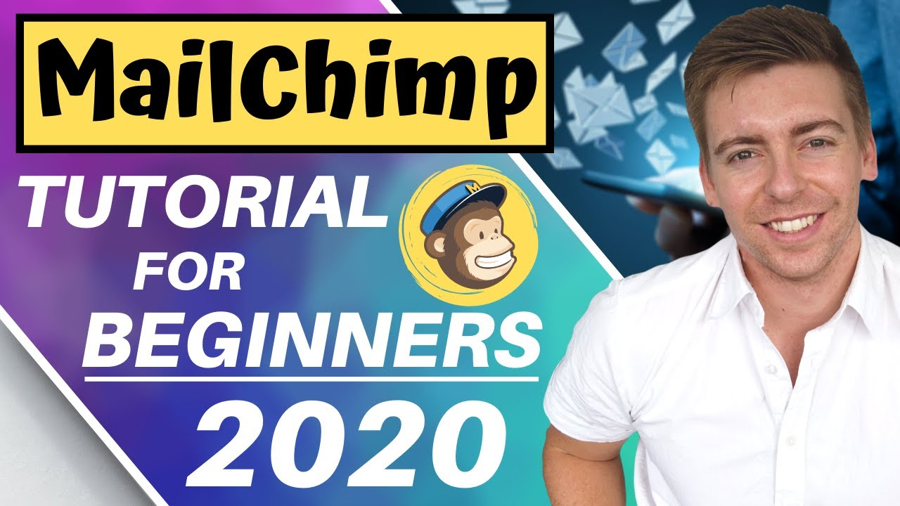 Mailchimp Tutorial - Email Marketing for Beginners | Create Your First Email Campaign