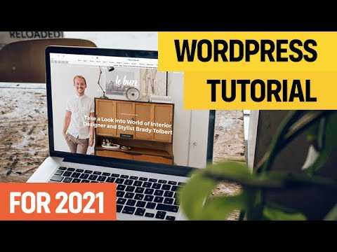 How To Make A Wordpress Website 2021 On Hostgator [THE EASY WAY]