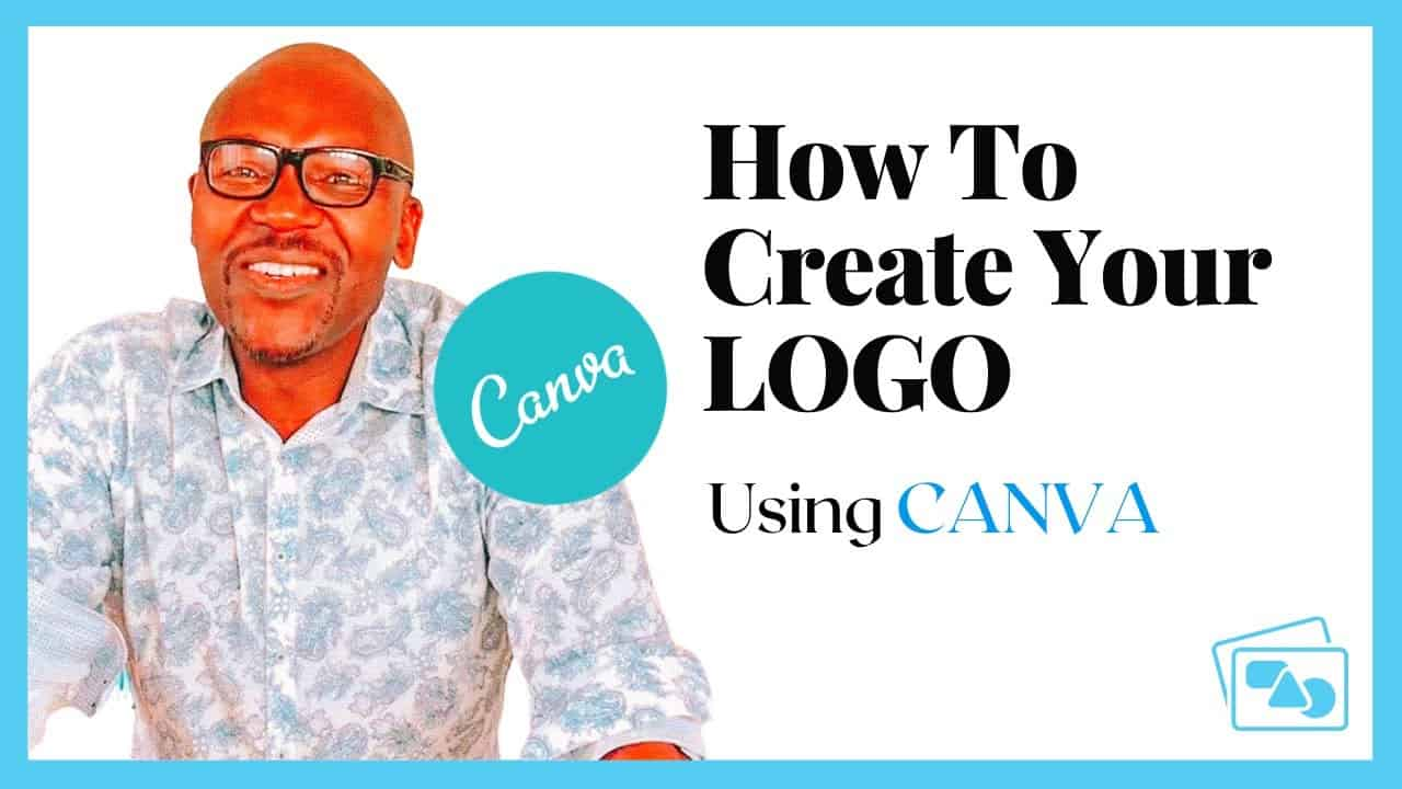 How To Create Your LOGO Using Canva   Canva Tutorial Creating A Logo