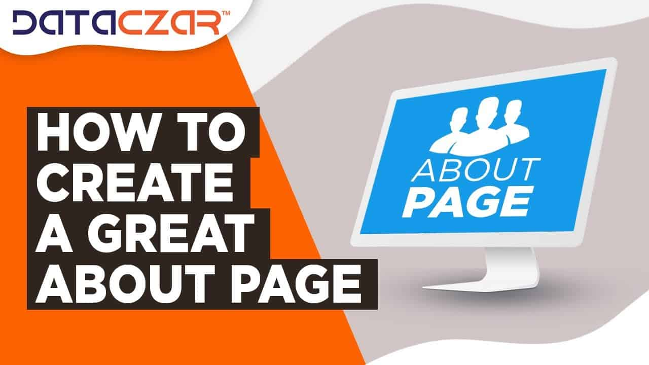 How to Create a Great About Page