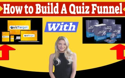 Do It Yourself – Tutorials – How to Build a Quiz Funnel With QuizTarget and My Super Affiliate Builder In This Review and Demo!
