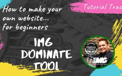 Do It Yourself – Tutorials – How To Make A Website | IMG DOMINATE TOOL