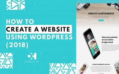 Do It Yourself – Tutorials – How to Create a Website Using WordPress (2018) | Step By Step WordPress Tutorial for Beginners