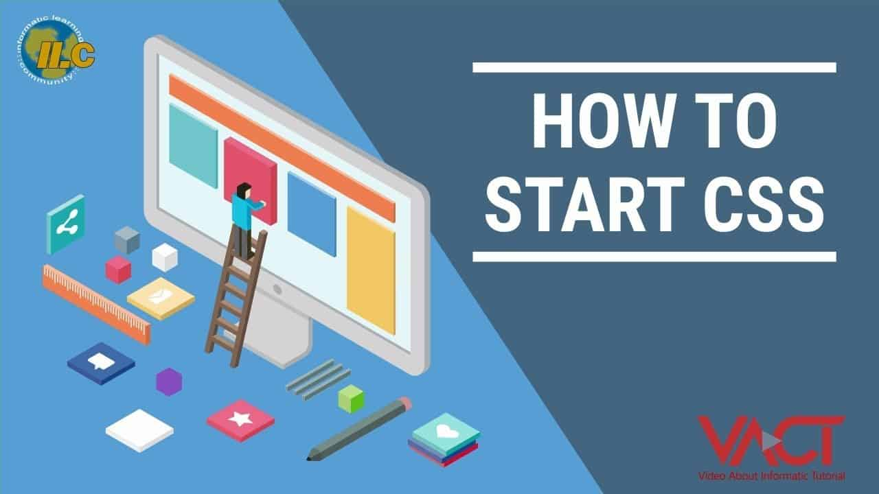 [ILCVACT] how to start CSS