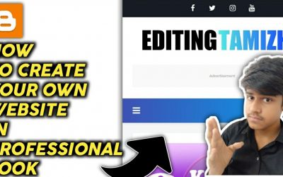 Do It Yourself – Tutorials – How To Create Your Own Website In Free Of Coast(Free Doman Name & Hosting) – Tutorial In Tamil