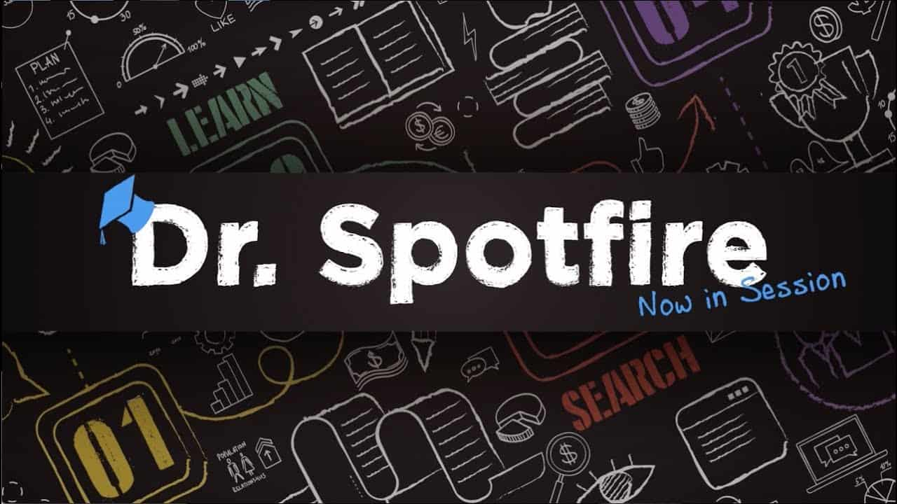 Dr. Spotfire - Improving the Appearance of Text Areas with HTML and CSS