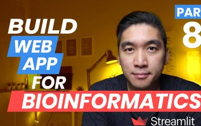 Do It Yourself – Tutorials – How to Build a Simple Bioinformatics Web App in Python (Streamlit Tutorial Part 8)