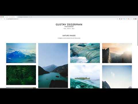 Do It Yourself – Tutorials – 1/16 – Build your Online Portfolio Website