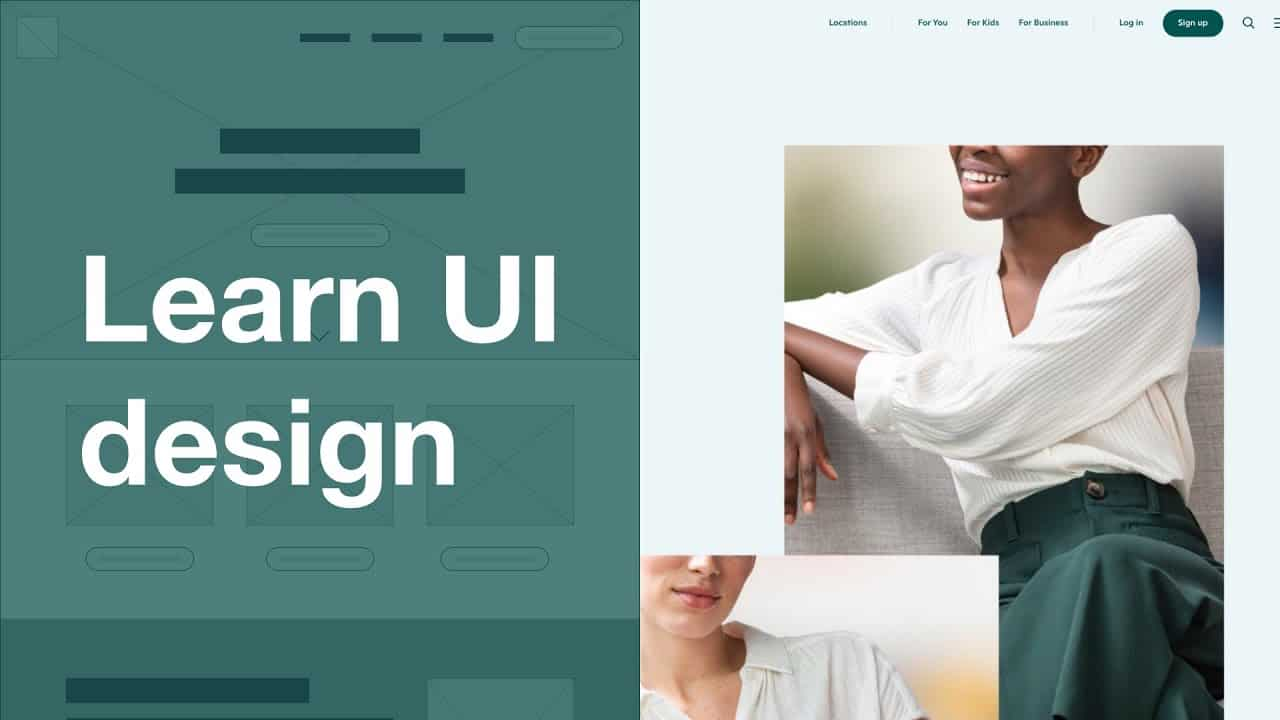 BEST WAY TO LEARN UI DESIGN