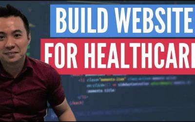 Do It Yourself – Tutorials – BUILD WEBSITE USING HTML CSS IN HEALTHCARE TUTORIAL