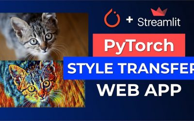 Do It Yourself – Tutorials – Build A PyTorch Style Transfer Web App With Streamlit