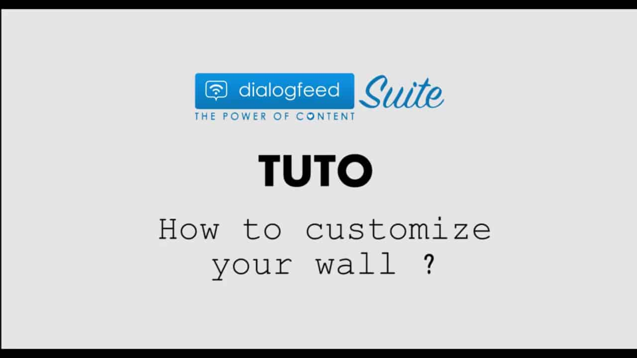 DF-3 | Tutorial Imagine and Design your Own wall