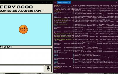 Do It Yourself – Tutorials – Deepy 3000 Demo: Build Your Own Moonbase A.I. Assistant with DeepPavlov Dream!