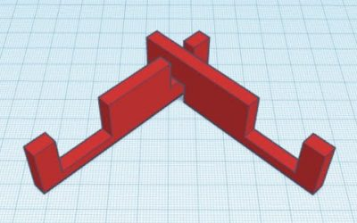 Do It Yourself – Tutorials – Design Your Own Phone Stand with TinkerCAD