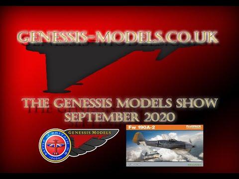 Genessis Models September 2020 show ( Vlog 90 )
