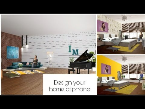 How to Design 3D at your phone ? || Be your own interior designer || Full tutorial in Hindi