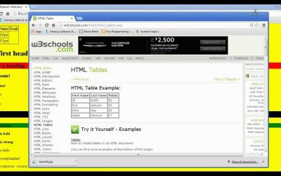 Do It Yourself – Tutorials – How to Make Your Own Website