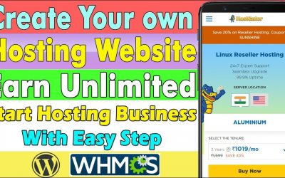 Do It Yourself – Tutorials – How to start own web hosting company | Create Your Own  Hosting Website