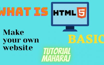 Do It Yourself – Tutorials – Learn to make your own website using HTML step by step || basic of HTML .