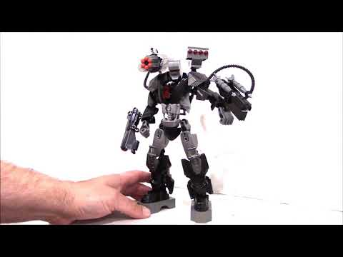 Lego CCBS ULTIMATE WAR MACHINE by BWTMT Brickworks
